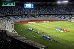 Dinamo - Begrüßung