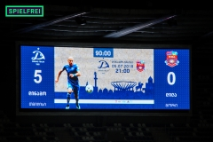 Dinamo - Endstand