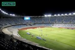 Dinamo - Vier zu Null