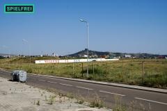 Shevardeni - Weg zum Stadion
